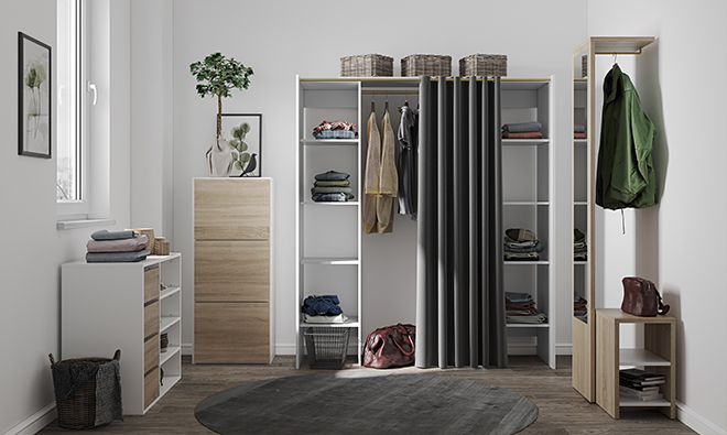 Creative and functional organization
